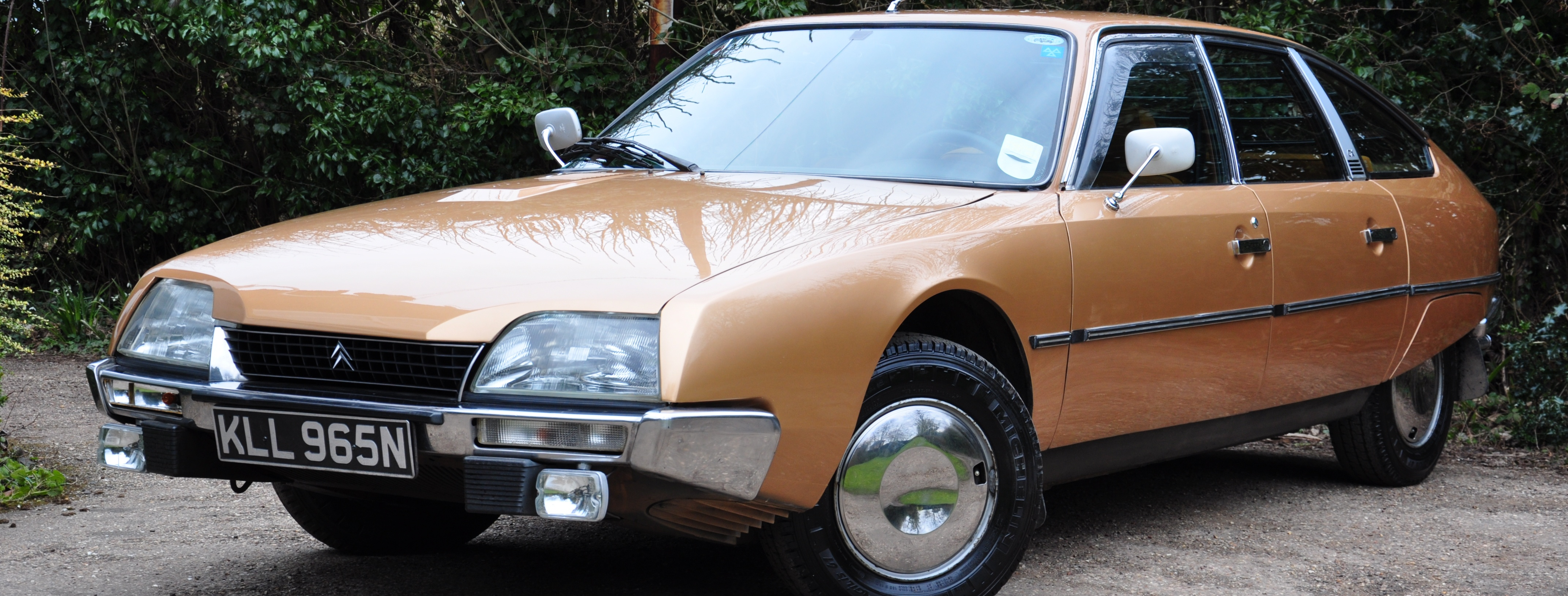 Citroen CX Header 1