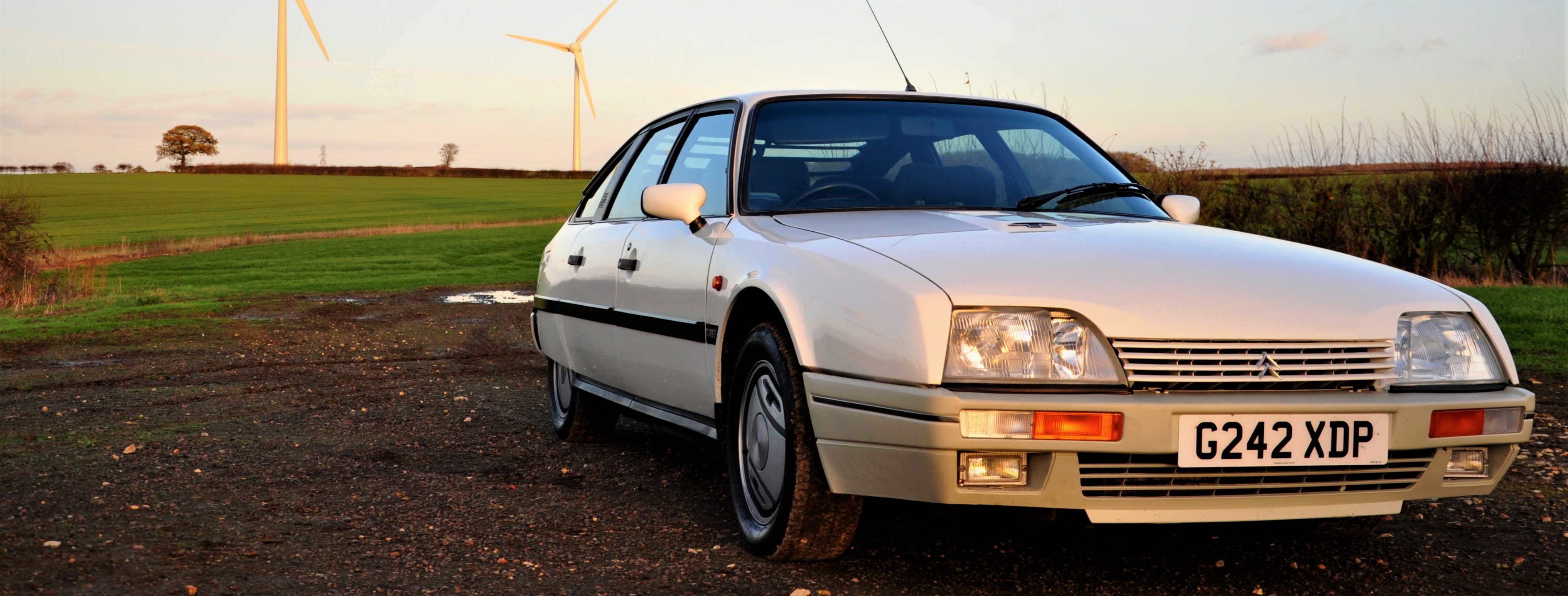 Citroen CX Header 2